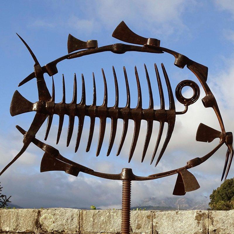 Le poisson pioche